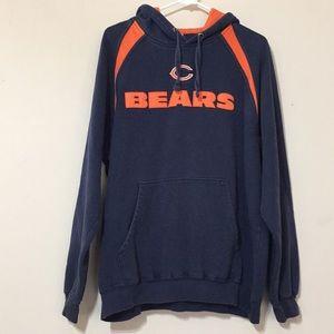 Chicago Bears hooded sweatshirt
